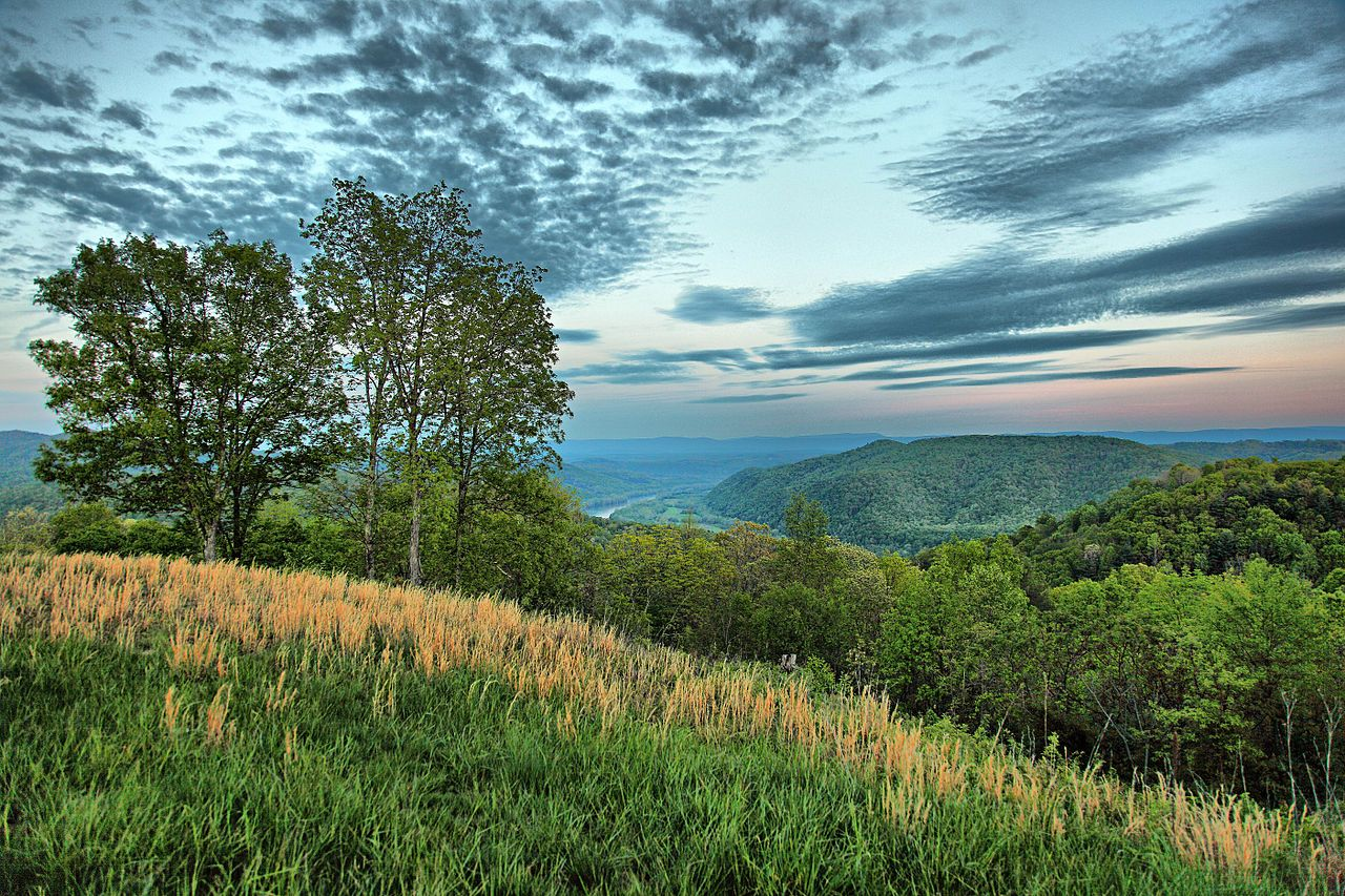 Bluestone Valley, West Virginia