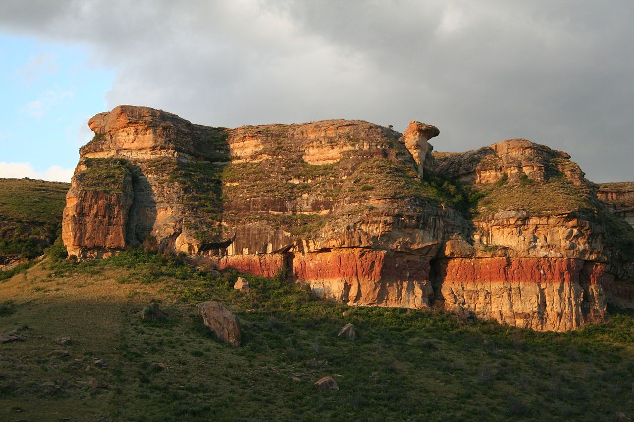 Camel Rock, South Africa