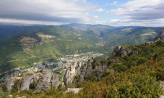Cevennes National Park, Lozere, France