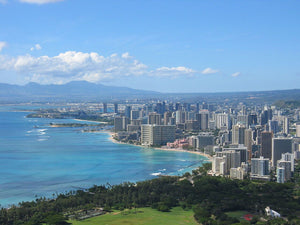 Diamond Head, Oahu, Hawaii - Art 4 Charities, LLC
