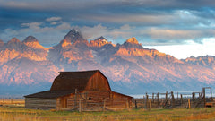 Fall in Jackson Hole, Wyoming
