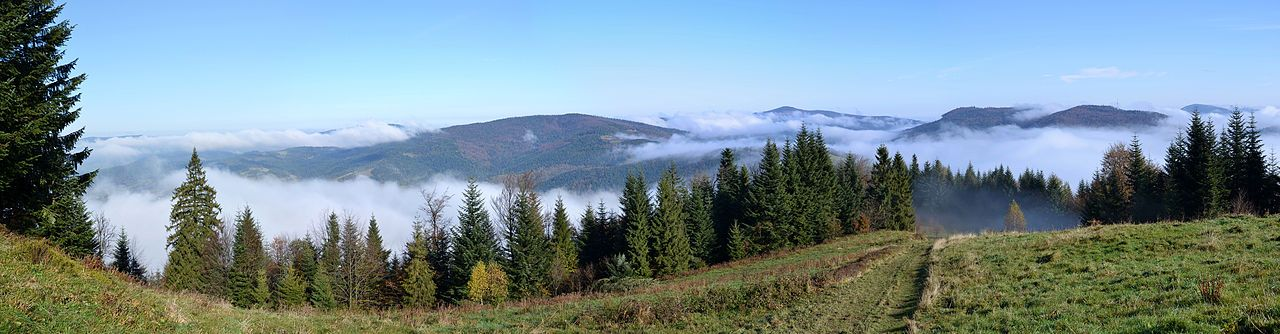 Gorce Mountains, Jaworzynka, Poland