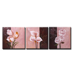 Hand Painted Oil Painting - Orchid Flower  (Only 1 Available from Artist!)