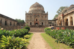 Lodhi Garden III, New Delhi, India