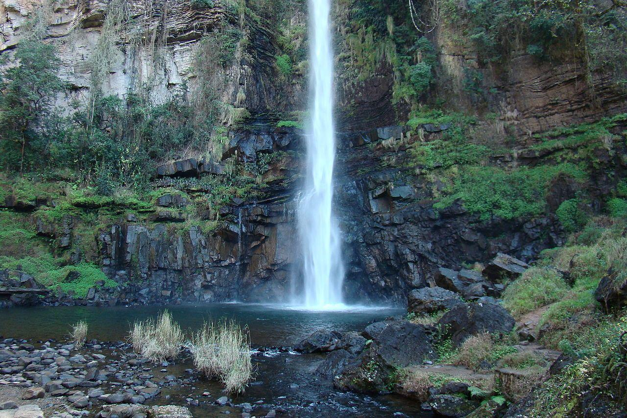 Lone Creek Waterfall, South Africa