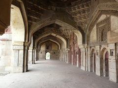 Mosque, Lodhi Garden, New Delhi, India