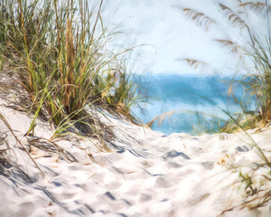 Path To Ocean - Art - Art 4 Charities, LLC