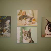 Put Your Pets on Canvas and Support Your Favorite Charity!
