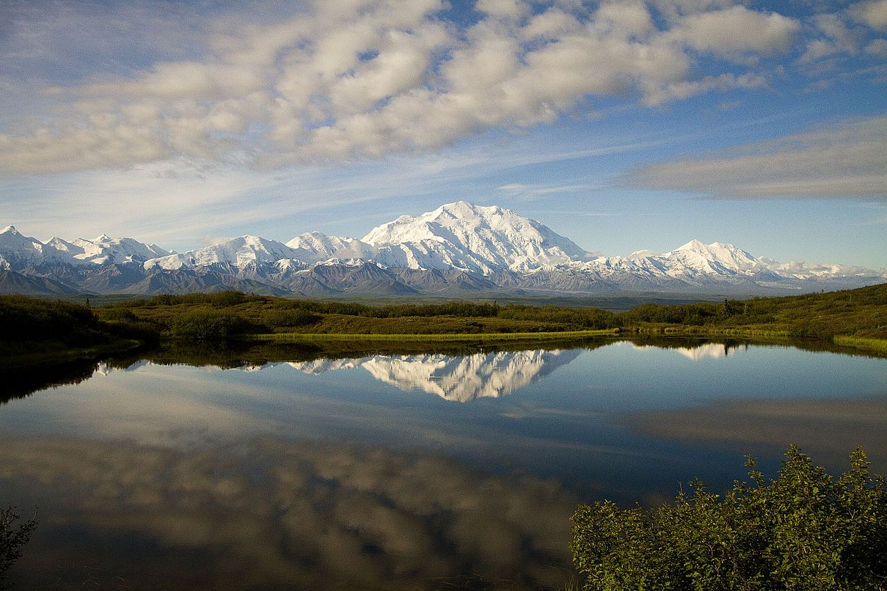 Reflection Pond, Alaska