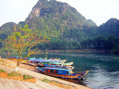 Song Son River, Vietnam