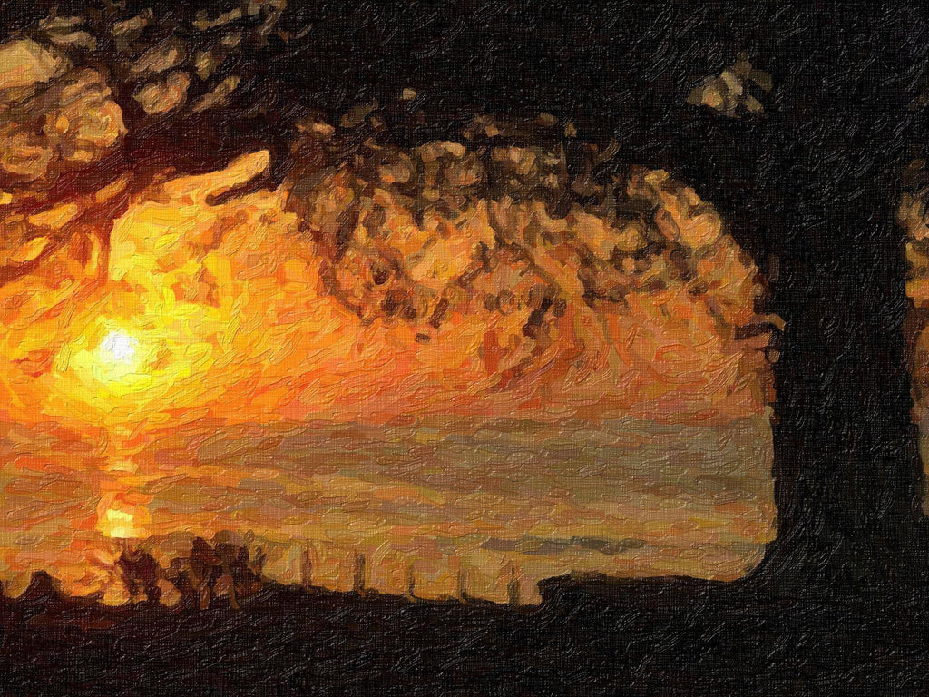 Sunset 1 - Art - Art 4 Charities, LLC