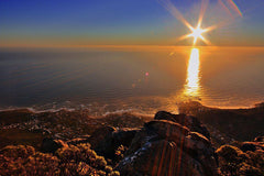 Sunset, Cape of Good Hope, South Africa