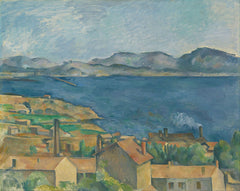The Bay of Marseilles