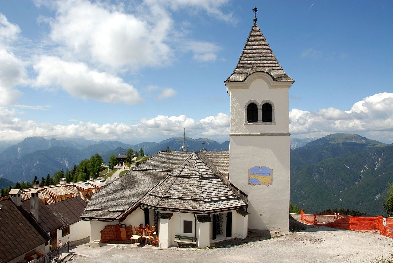 Village Church, Camporosso, Italy