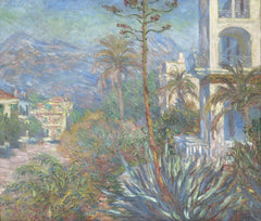 Villas at Bordighera