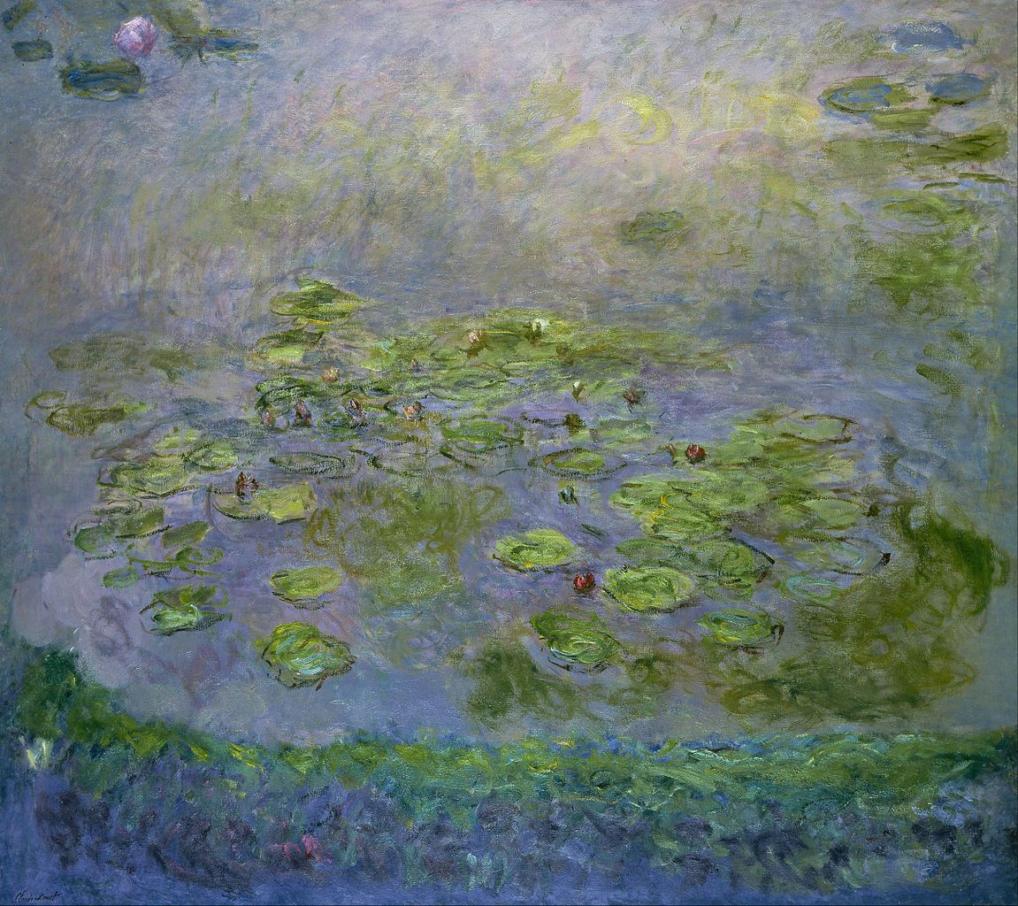 Water Lilies  (1917)