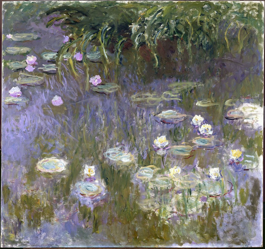 Water Lilies  (1922)
