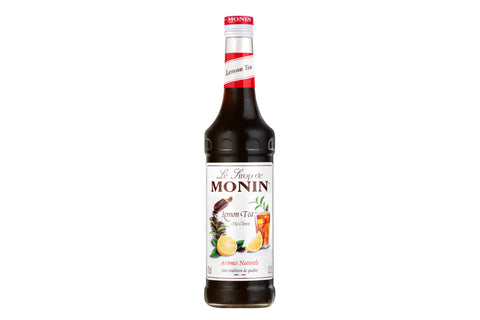 monin lemon tea syrup monin limon çayı şurubu