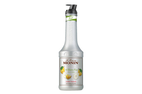 monin pear williams armut püresi
