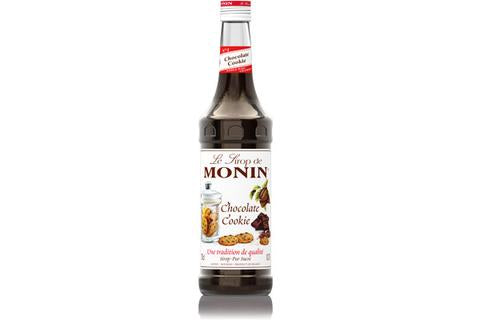 monin chocolate cookie çikolatalı kurabiye şurubu