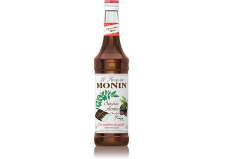 monin chocolate mint naneli çikolata şurubu ile after eight lezzetini keşfedin
