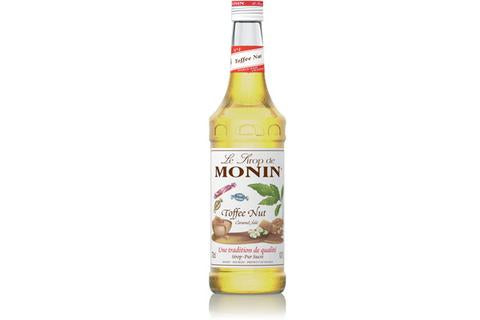 monin toffee nut şurubu