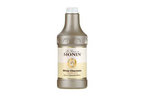 MONIN WHITE CHOCOLATE/BEYAZ ÇİKOLATA (1890 ml)