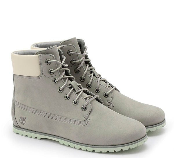Timberland Women s Boots Joslin Light Grey Rare Sneakers a1h1o - Top ... 967f67146