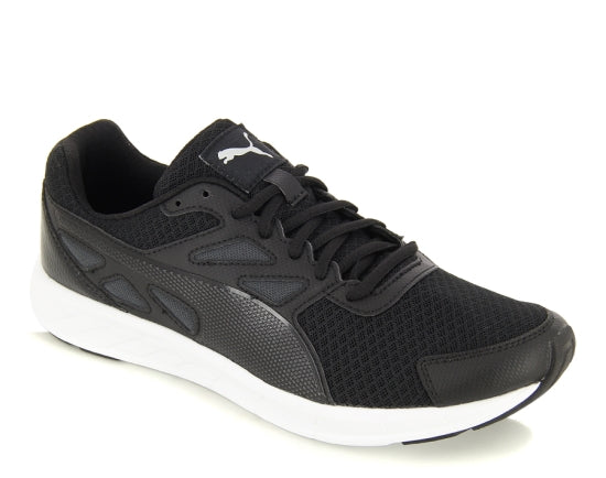 Puma Mens Black Running Shoes Joggers Gym Workout Driver 18906105 36a26bc26