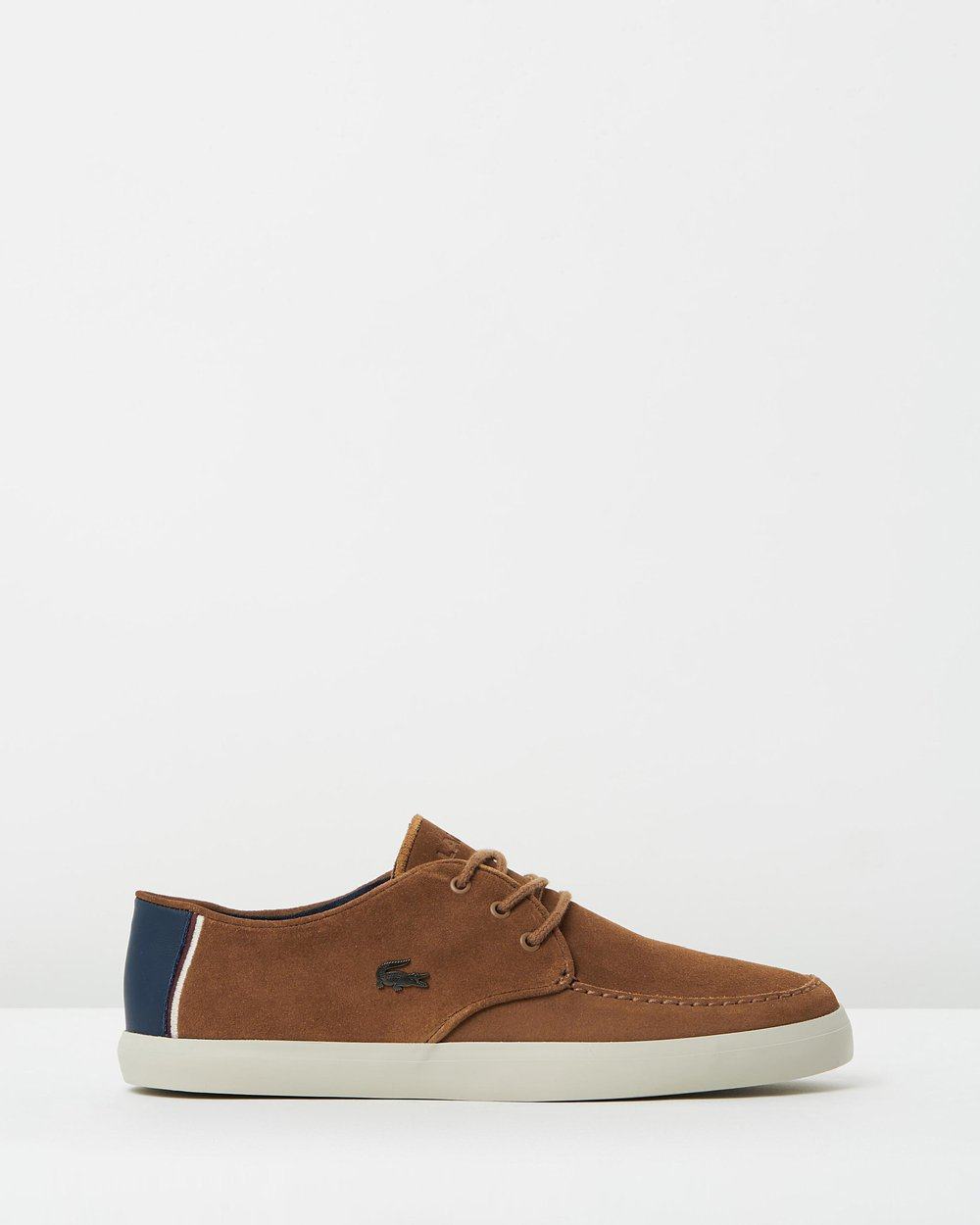 3ccb8b67c1cbca Lacoste Men s Sevrin 317 1 Cam BRW Casual Brown Sneakers - Top brand ...
