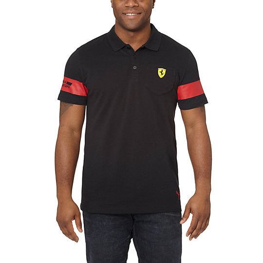puma ferrari polo shirt XL