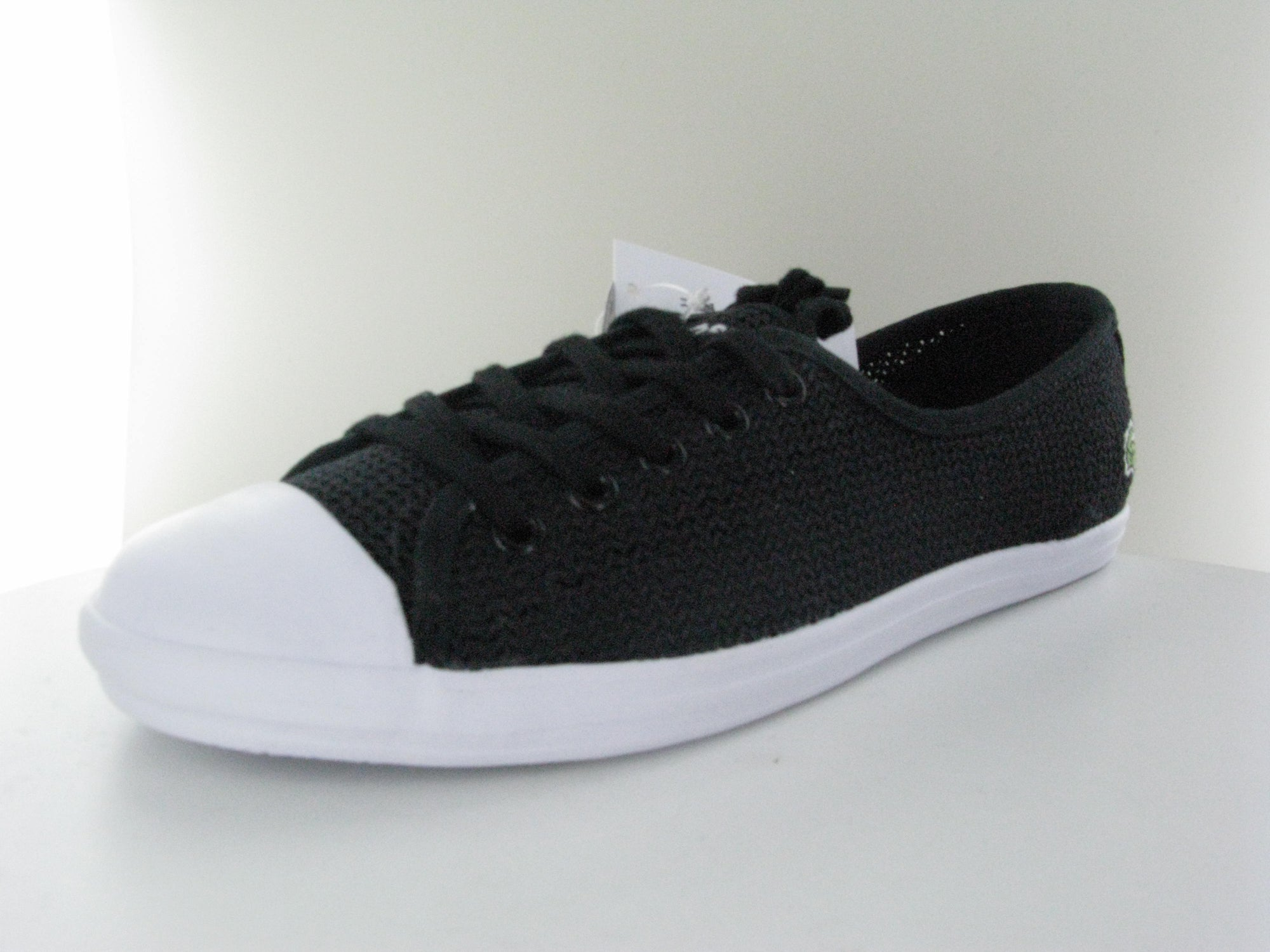 623e1990e Lacoste Womens Ziane Chunky 217 1 CAW Women Trainers in Black Casual S -  Top brand shoes