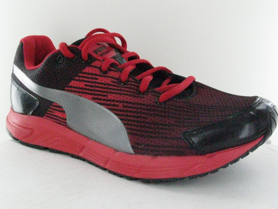 Puma Mens Running Sequence Red 18755914 sneakers eccf3c491