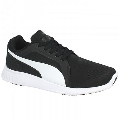 3ff54b458a6e Puma Mens Black Running Shoes Joggers Gym Workout st trainer evo 35990401  Sneakers