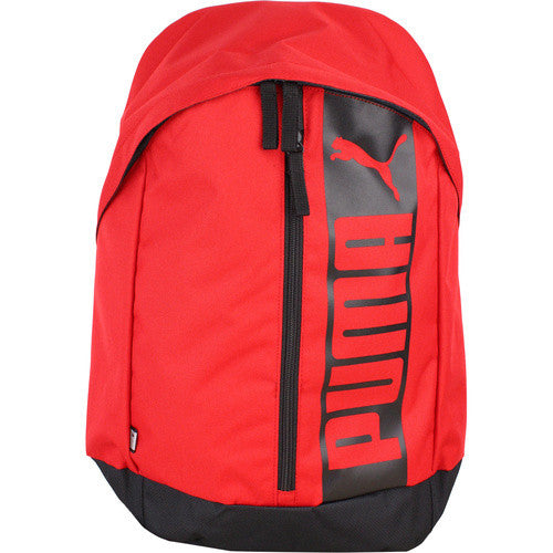 6020f4956e Puma Pioneer BackPack II Barbados Cherry Red School Kids - Top brand ...
