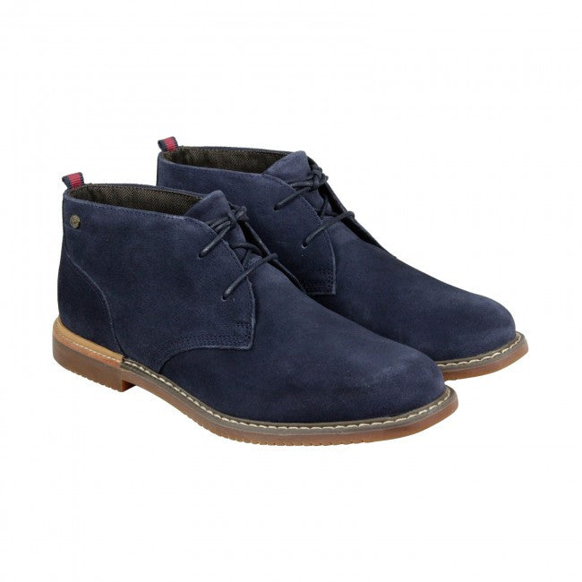 6198db94de7 Timberland Mens Earthkeepers Brook Park Chukka Blue Suede Chukkas Shoes