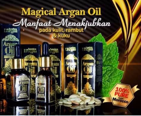 AzZahra Magical Pure Argan Oil