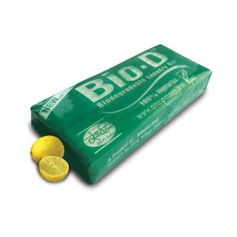 Anuspa Bio - D - Biodegradable Laundry Bar - 200g