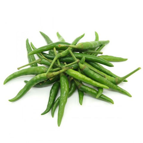Organic Green Chilly - 250g
