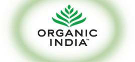 Organic India Tulsi Tea - Green Tea - Earl Grey