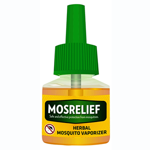 Herbal Strategi Mosrelief with Mission - 40ml
