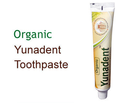 Yunadent Organic Toothpaste - 90g