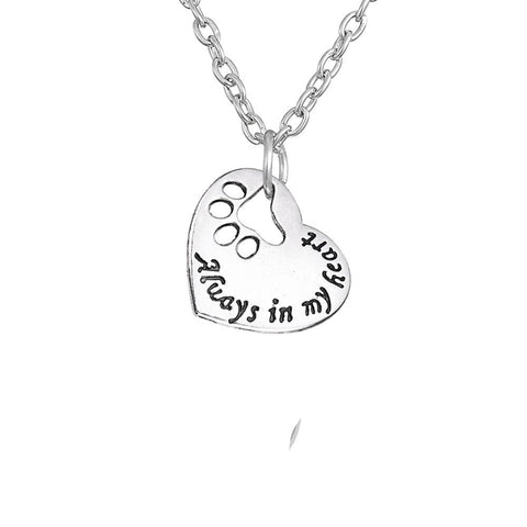 Alway in My Heart Necklace