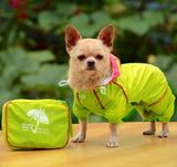 Small Dog Raincoat
