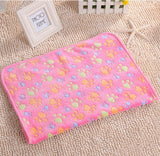 Cute Floral Fleece Soft Blanket