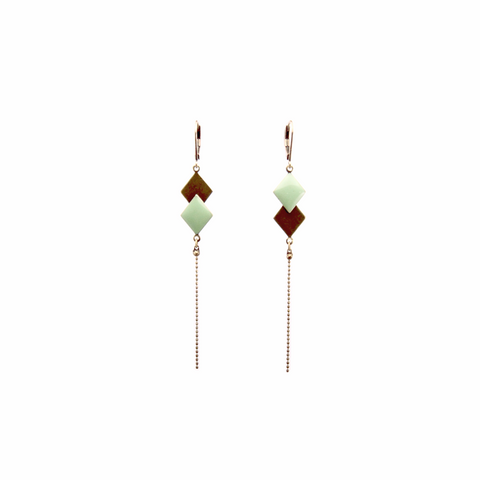 Arlequin Earrings