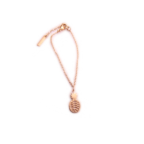 Tiny Pineapple Bracelet