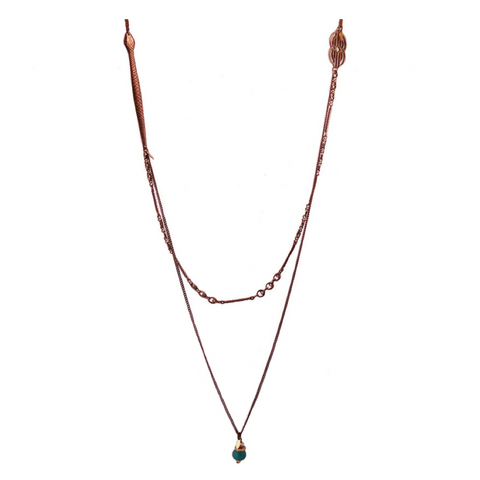 Celena Long Necklace