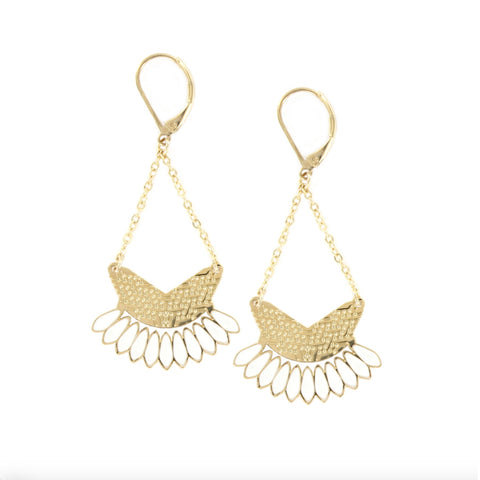Bali Ubud earrings **NEW**