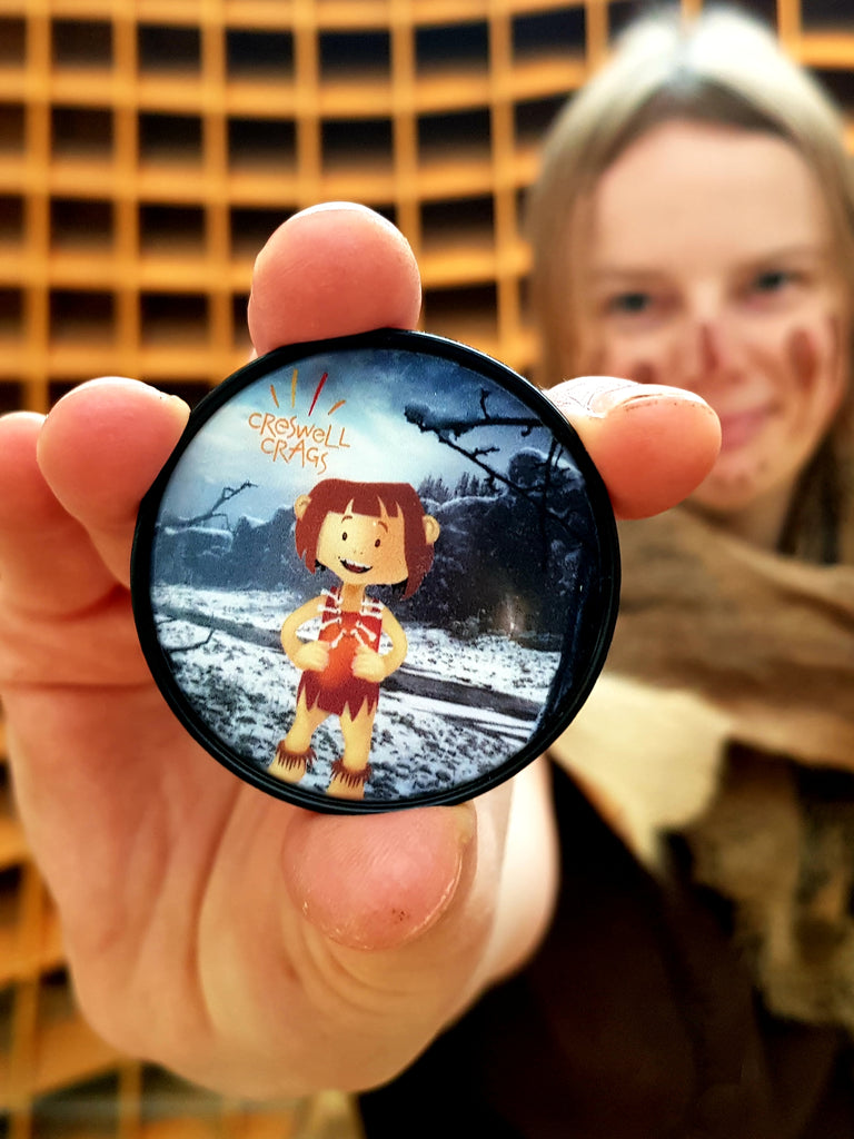 Una in the Ice Age Medallion